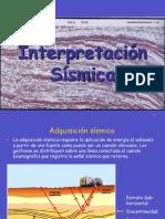 interpretacion sismica