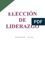 Eleccion de Liderazgo