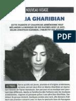 Macha Gharibian Jazz Magazine