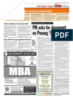 thesun 2009-02-25 page06 pm asks for document on penang faith council