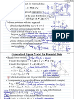 Binomial Data