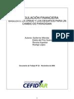 21.La Regulacion Financiera,Basilea II.varios Autores