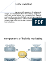 Holistic Marketing Concept Of infosys