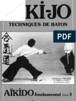 Aikido Aiki-Jo Basics-Christian Tissier