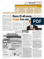 thesun 2009-02-26 page08 obama us will emerge stronger from crisis