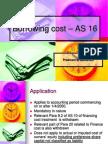 Borrowing Cosct - As 16