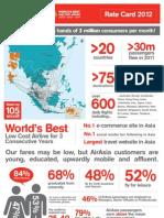 Air Asia Media Kit