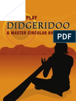 How to Play Didgeridoo