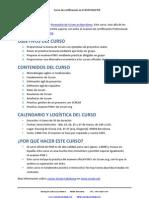 Formación Scrum Master Barcelona - Cynertia Consulting