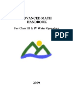 Advanced Math Handbook