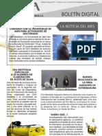 Boletín Digital GEA Westfalia Separator Ibérica. Febrero 2013
