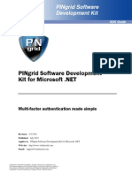 Winfrasoft PINgrid Software Development Kit for Microsoft .NET (2.5.3510)