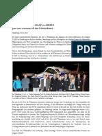 JDGAP Airbus Exkursion