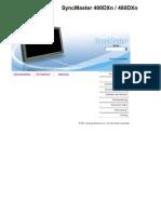 Handbuch MagicInfo Pro