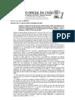 RESOLUÇÃO N 4 188 ... RENEGOCIAÇÃO DÍVIDA RURAL AGRICULTORES ATINGIDOS PELA SECA