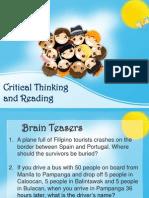 marzanos critical thinking yardstick