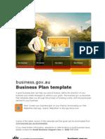 Business Plan Templates s