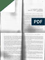 La investigación cualitativa_López Fernando y León, Lorena (Coords.) (2005)