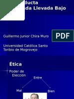 Conducta Etica