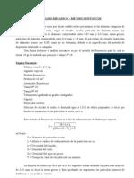 Analisis Mecanico - Metodo Bouyoucos.doc