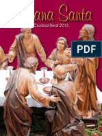 Guia Semana Santa Ciudad Real 2013