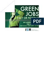 IER Study - Green Jobs
