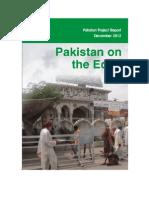 Pakistan on Edge 2012