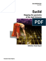 Euclid Mapping the geometry of the dark Universe