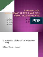 MR 28 Feb-1 Mar (Dr.william