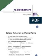 Schem a Refinement
