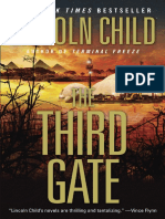 The Third Gate by Lincoln Child - Weekly Lizard Excerpt