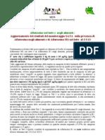 Tx_scribdAflatossine_ Risultati Monitoraggio Al 3-3-13