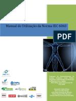 Manual de utilização norma 60601