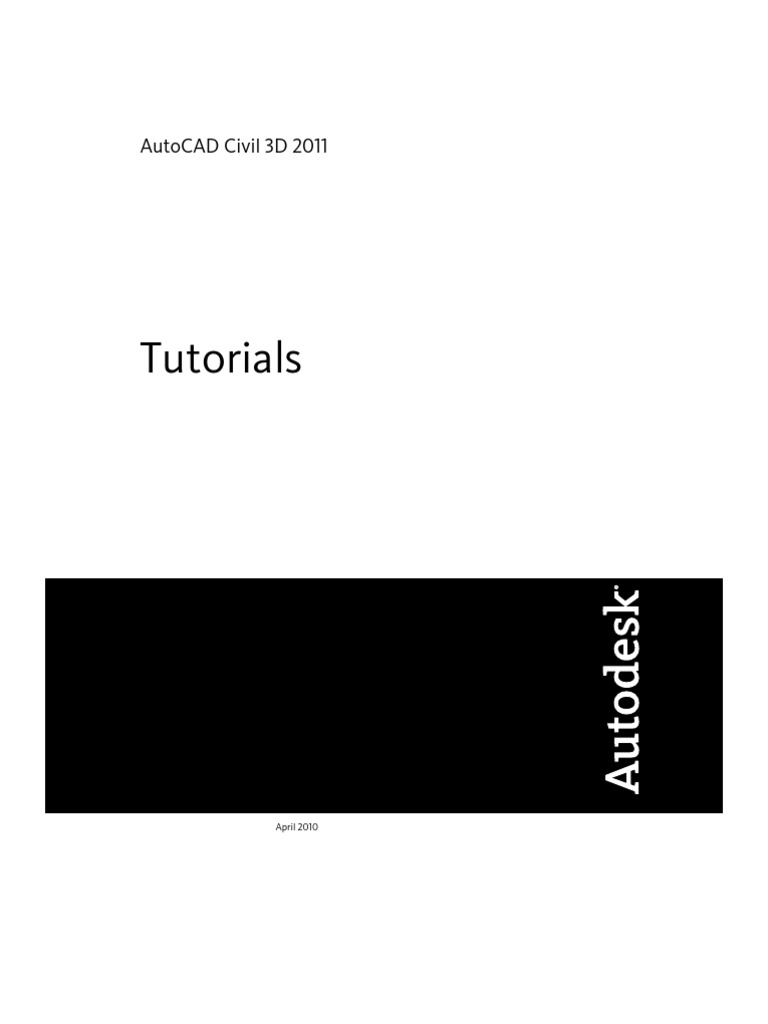 Autocad civil 3d 2011 tutorials: exercise 3: adding point cloud.