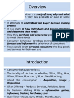 Consumer Behaviour – Nature, Scope, and Applications(1)