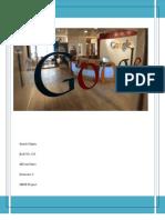 HR at Google