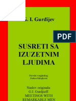 Georgij Ivanovič Gurđijev - SUSRETI SA IZUZETNIM LJUDIMA
