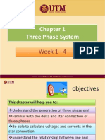 Week 1 Chapter 1 Review Single Phase System