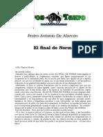 Alarcon, Pedro Antonio de - El Final de Norma