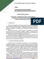 RED VIAL ROJAS -  Consejo Asesor de Productores II -ACUÑA, Juan Carlos