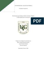 Metodologías para Análisis y Diseño Orientado a Objetos  y  MDA (Model Driven Architecture)