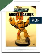 Angry Marines Codex Beta Warhammer 40000