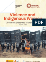 Violence and Indigenous Women