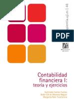 Contabilidad financiera I- Teoría y ejercicios