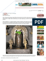 Ancient Linga Found at Temple in Belthangadi - Udupi Today