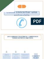 Píldora cómo Concertar Una Entrevista by Sergio