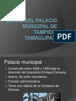 Mural Del Palacio Municipal de Tampico, Tamaulipas2