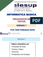 2009-1 Generales Informatica Basica Tema 7 Velasquez Sacha Raul