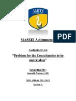 MASSEI 1st Assignment Final