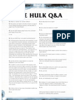 FAQ - Space Hulk - Oct 2009